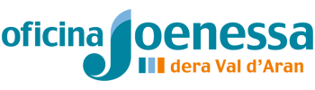 Oficina de Joenessa deth Conselh Generau d'Aran Logo